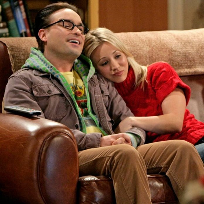 Kaley Cuoco on Filming Big Bang Sex Scenes With Johnny Galecki - E! Online