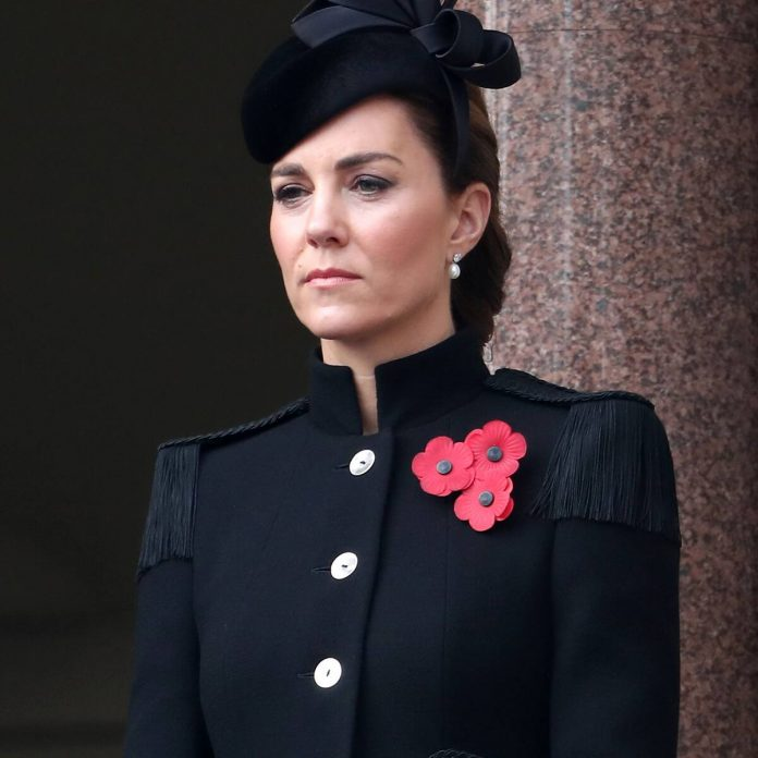 Kate Middleton and Prince William in Remembrance Sunday Event - E! Online