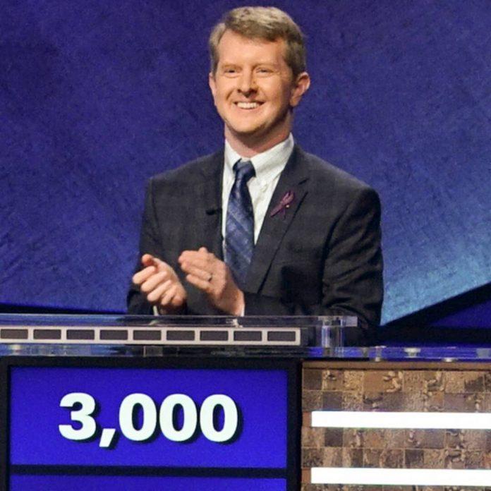 Ken Jennings to Guest Host Jeopardy! After Alex Trebek's Death - E! Online