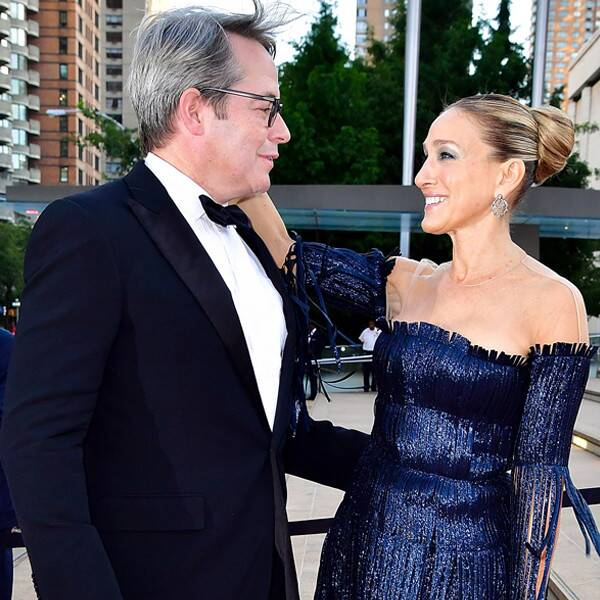 Matthew Broderick Gushes Over ''Best Friend'' Sarah Jessica Parker - E! Online