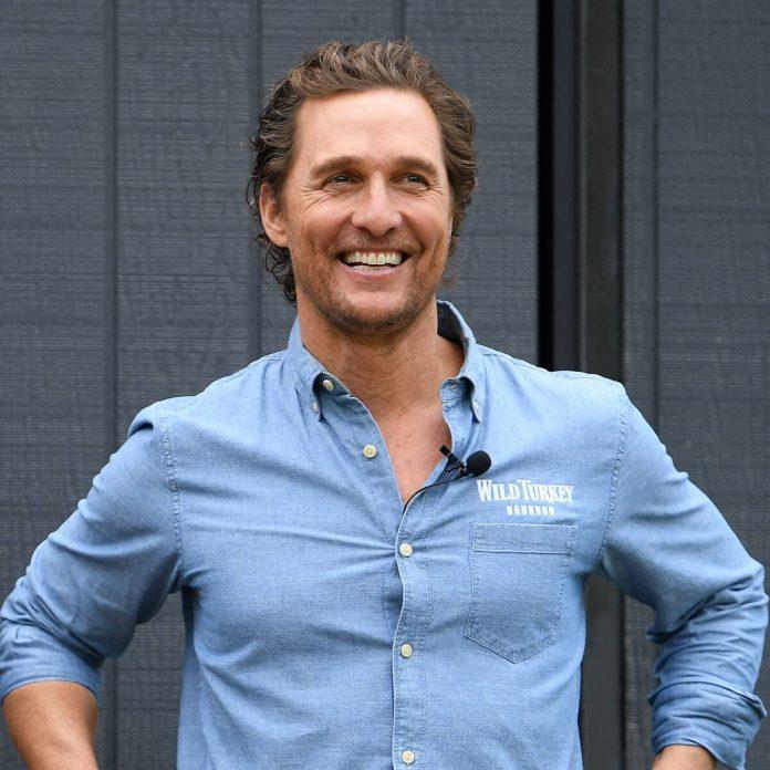 Matthew McConaughey's Kids Wish Him a Happy Birthday in Adorable Video - E! Online