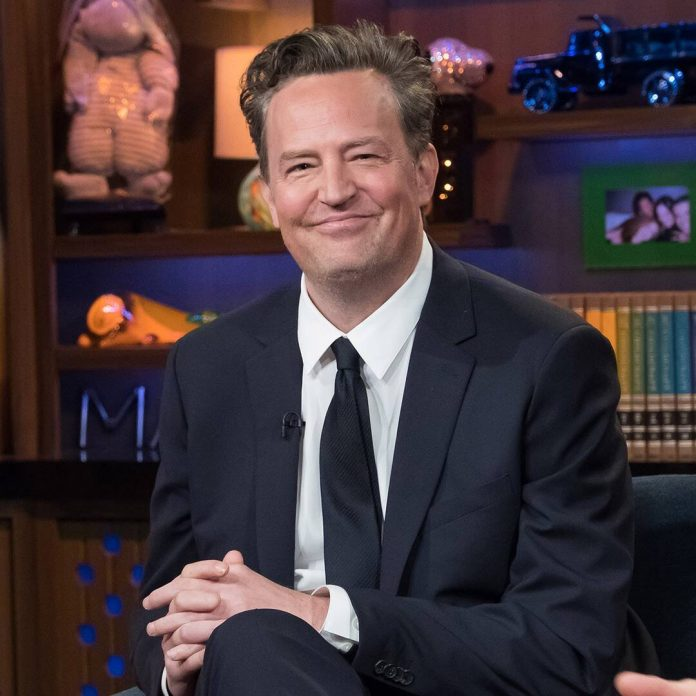 Matthew Perry Is Engaged to 29-Year-Old Girlfriend Molly Hurwitz - E! Online