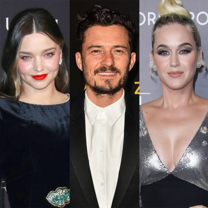 Miranda Kerr's Thoughts on Katy Perry & Orlando Bloom Are Beyond Pure - E! Online