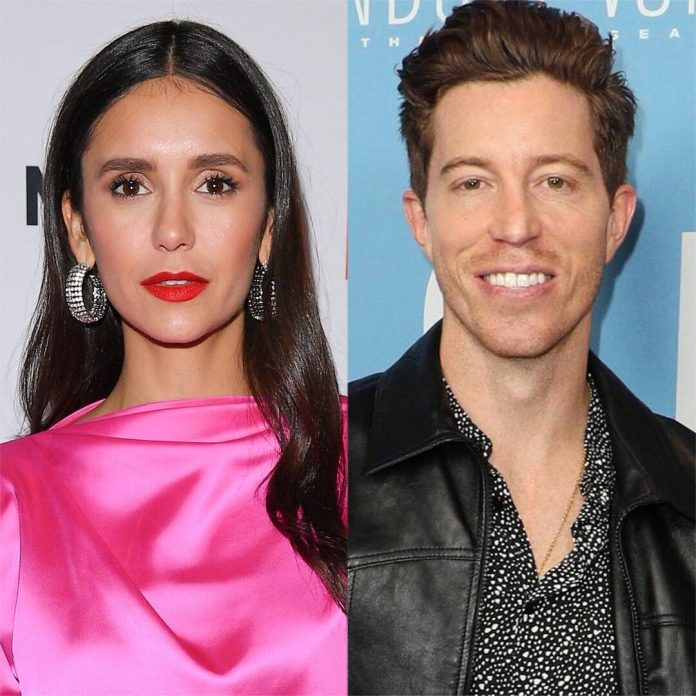 Nina Dobrev and Shaun White Celebrate First Thanksgiving Together - E! Online
