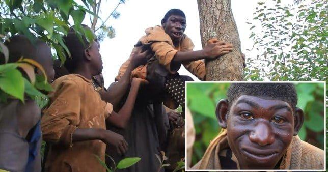 Rwandan 21yr old who is nonverbal and eats grass