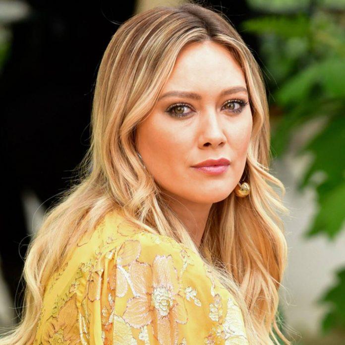 Pregnant Hilary Duff Reveals She Was ''Exposed'' to Coronavirus - E! Online