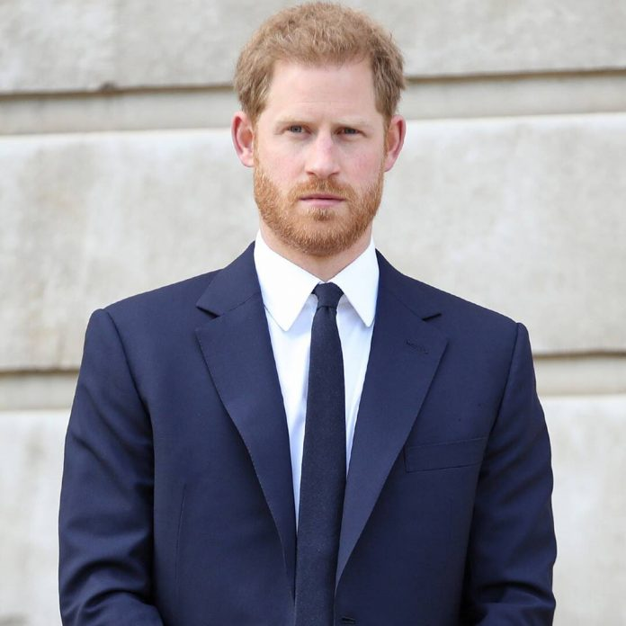 Prince Harry Thinks Princess Diana Interview Controversy Is