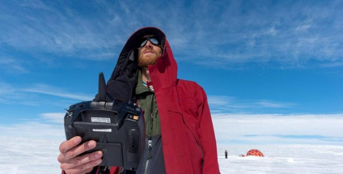 Matt Covington Drone