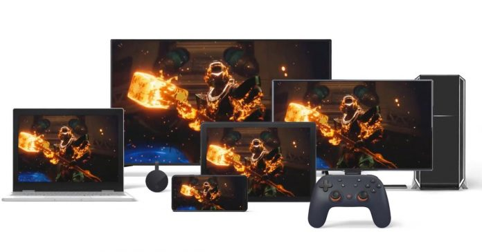 Stadia reportedly heading to Android TV - Video