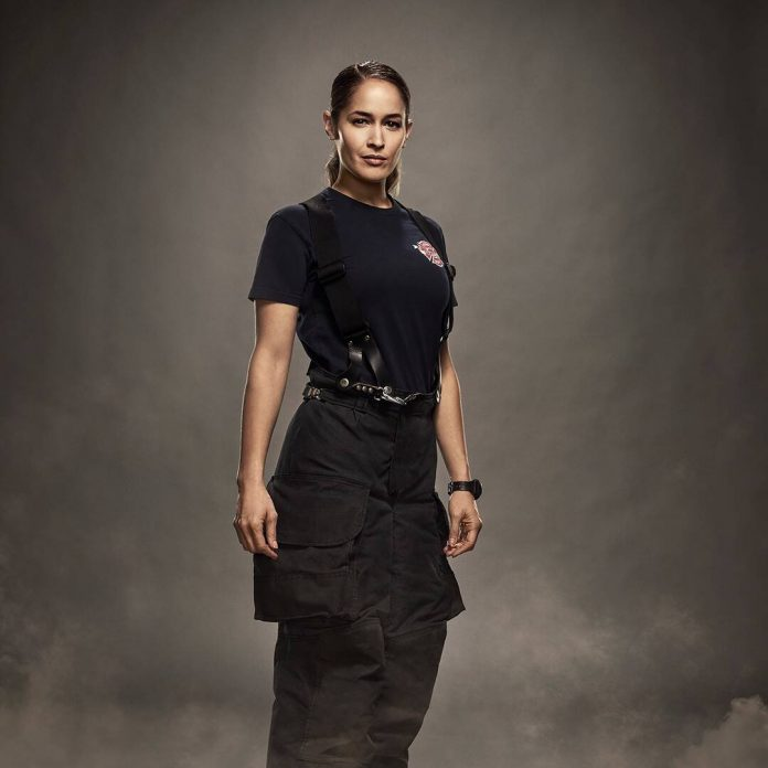 Station 19's Jaina Lee Ortiz Previews a New Andy in Season 4 - E! Online