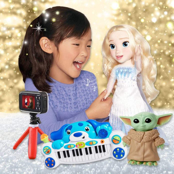 The 36 Hottest Holiday Toys for 2020—Picked by Kids - E! Online