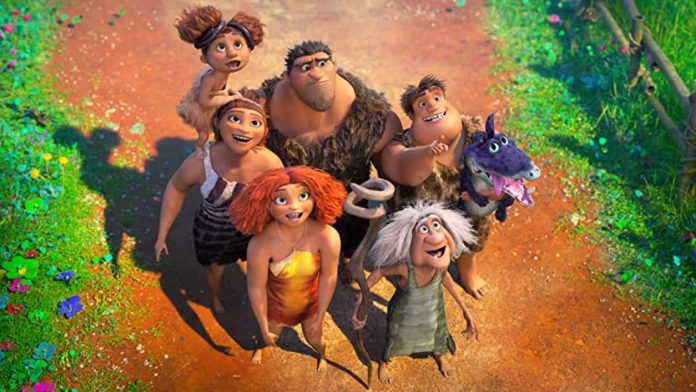 The Croods A New Age highest opening box office since pandemic began
