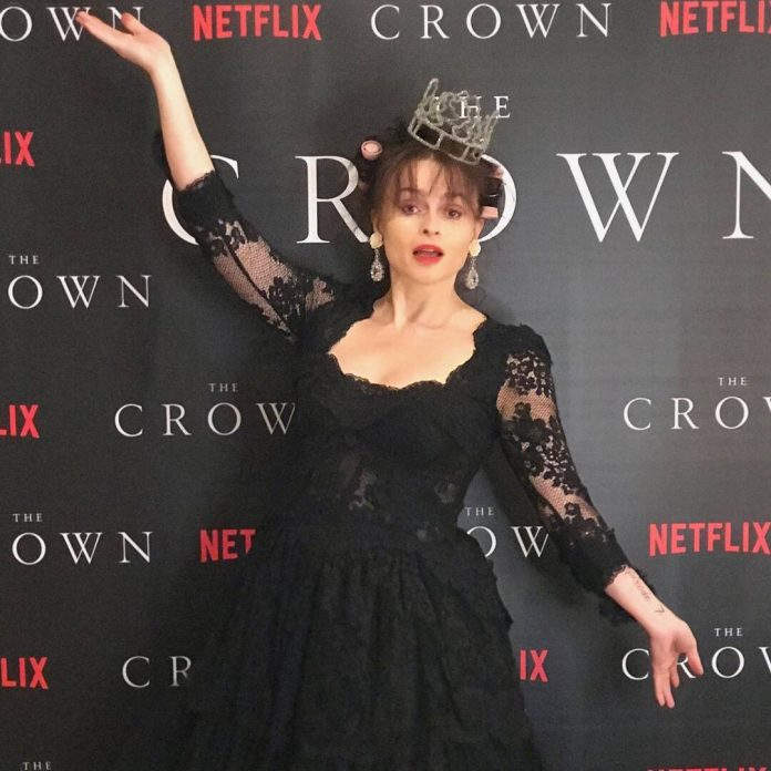 The Crown Cast Brings the Red Carpet Home for Adorable Premiere - E! Online