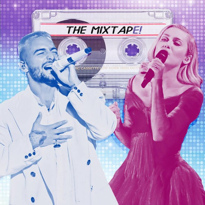 The MixtapE! Presents Maluma, Miley Cyrus and More New Music Musts - E! Online