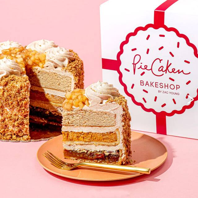 Triple Yum! The Famous PieCaken Is Back for Holiday Delivery - E! Online