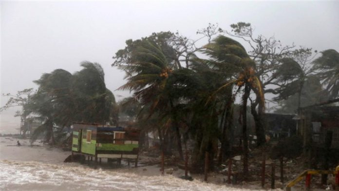 Tropical Storm Iota sweeps Central America with humanitarian crisis looming