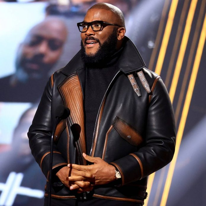 Tyler Perry's PCAs Acceptance Speech Is Just What 2020 Needed - E! Online