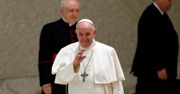 Vatican investigates how Pope Francis' Instagram account 'liked' bikini model's pic