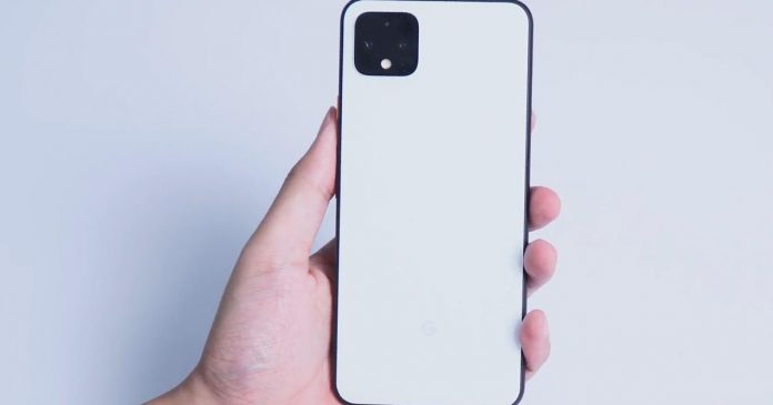 Video tour of what could be Pixel 4 XL goes online - Video