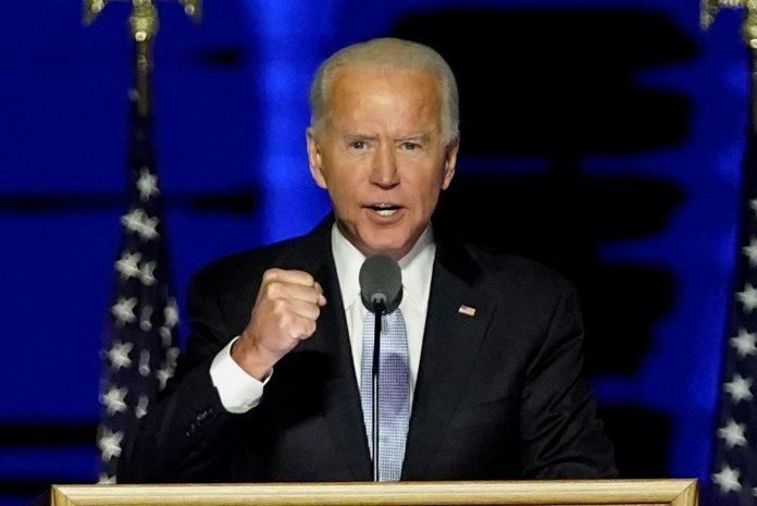 Watch Joe Biden's 2020 election acceptance speech live