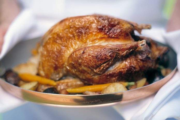 What Thanksgiving looks like in a pandemic: Cornish hens and takeout