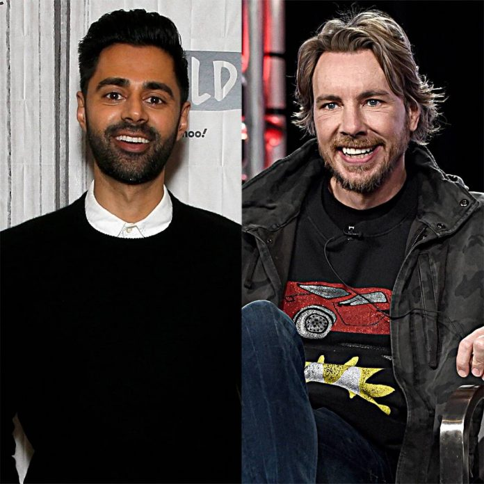 Why Hasan Minhaj's Old Comments About Dax Shepard Are Going Viral - E! Online