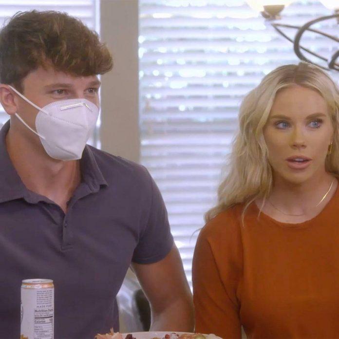 Will Bachelorette Alum Connor Get the Bradshaw Fam's Approval? - E! Online