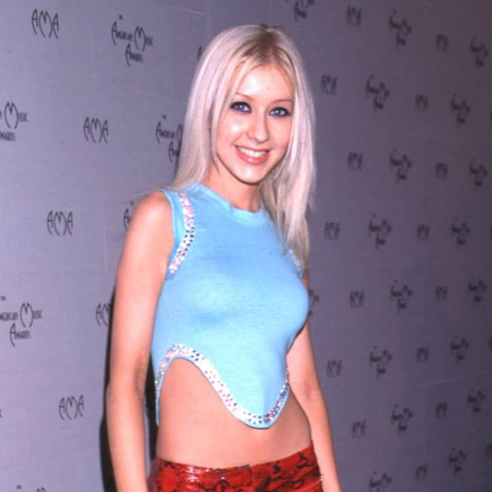 You Won't Believe What the 2000 American Music Awards Looked Like - E! Online