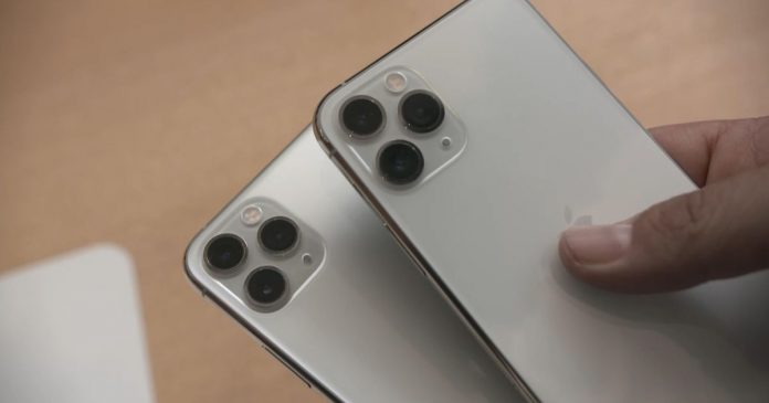 iPhone 11 Pro and Pro Max are packed with camera features - Video