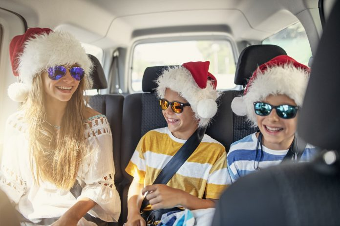 Americans stay 'home for the holidays' — or stick to cars if traveling