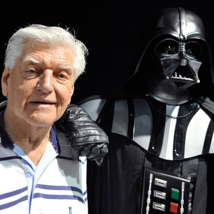 David Prowse's Daughter Thanks Fans for