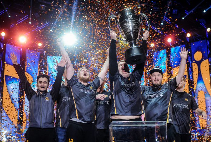 Fnatic esports team hires sports scientists to boost gamer performance