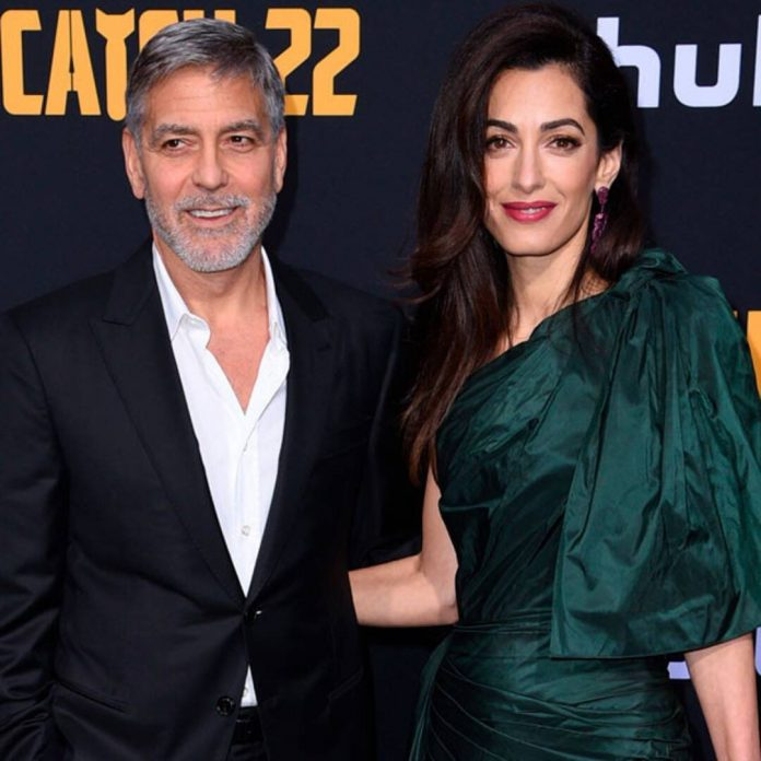George Clooney Was Hospitalized After Midnight Sky Weight Loss - E! Online