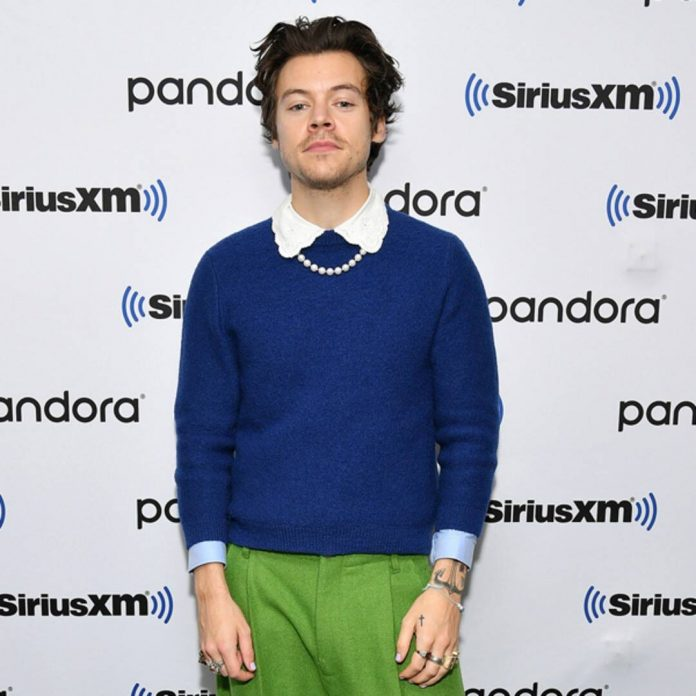 Harry Styles Teases New Music by Promising to Return to the Studio - E! Online