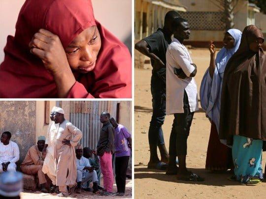 Hundreds of Nigerian students still missing after school attack