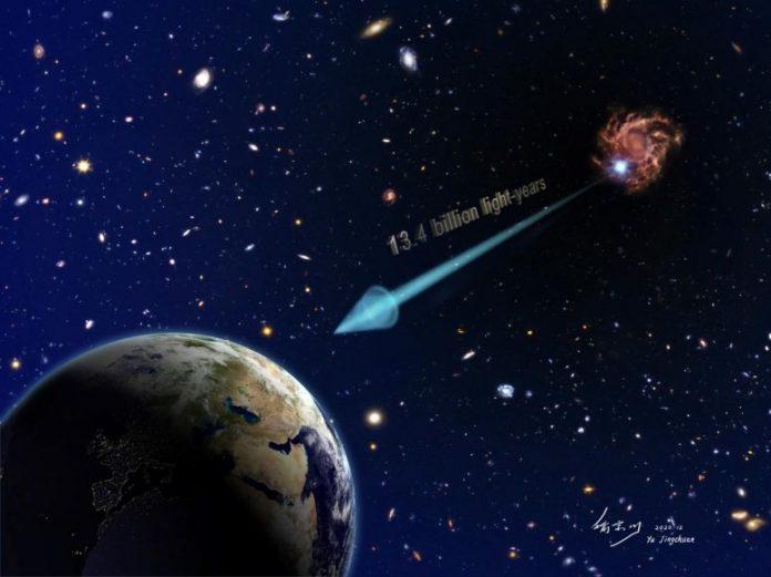 Astrophysical Object GN-z11