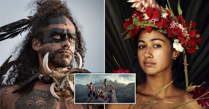 British photographer Jimmy Nelson went to the remote Marquesas Islands and photographed the indigenous people who live there.