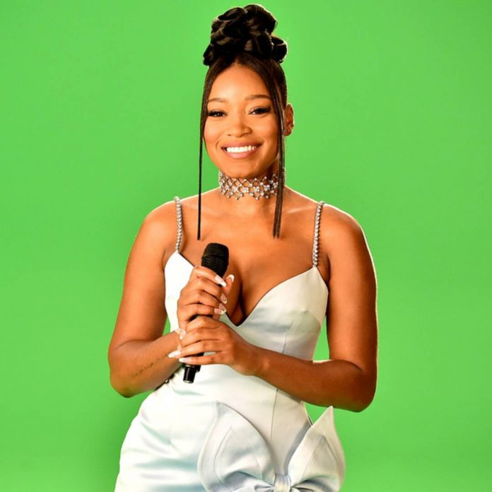 Keke Palmer's Unfiltered Selfies Will Help You Feel Better About Acne - E! Online