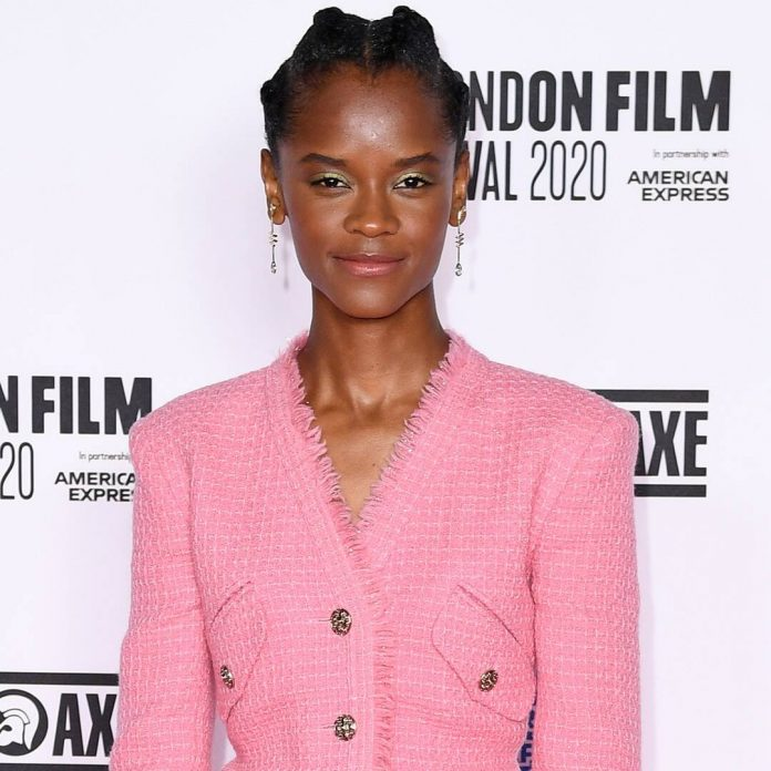 Letitia Wright Says She's Being