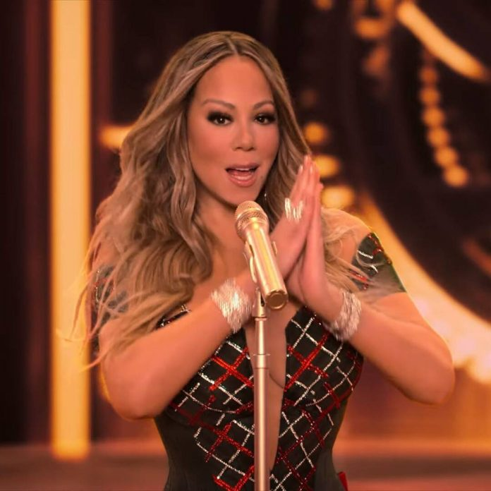 Mariah Carey, Ariana Grande & Jennifer Hudson Team Up for
