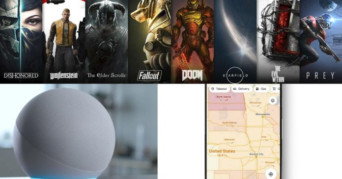 Microsoft buys Bethesda, Amazon's newest products - Video