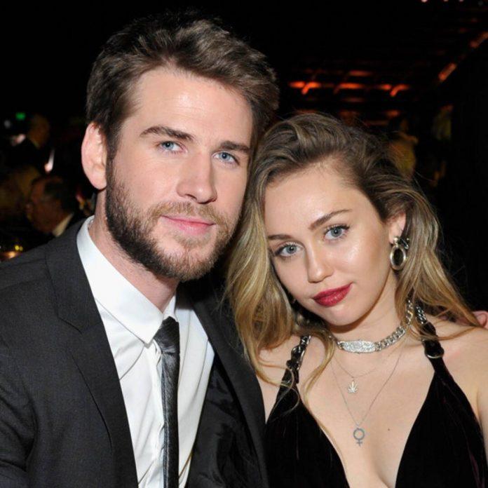 Miley Cyrus Jokes About Liam Hemsworth Marriage to TikTok Couple - E! Online