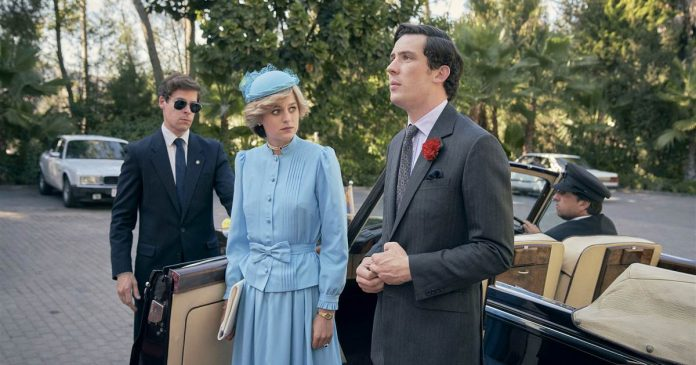 Netflix needs to make clear 'The Crown' is fictional, British culture minister says