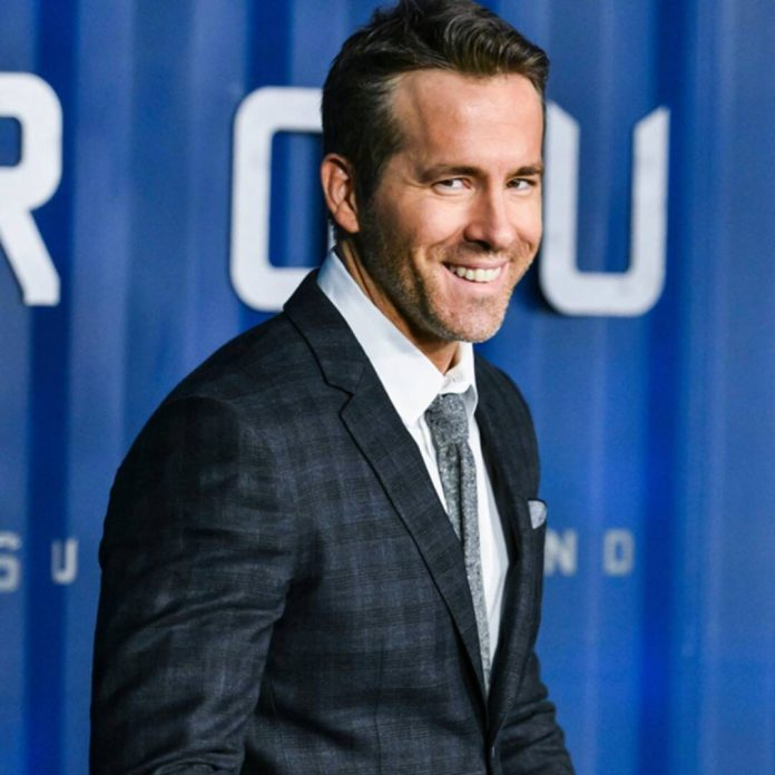 Ryan Reynolds' Christmas Plans Will Be Different Due to Coronavirus - E! Online