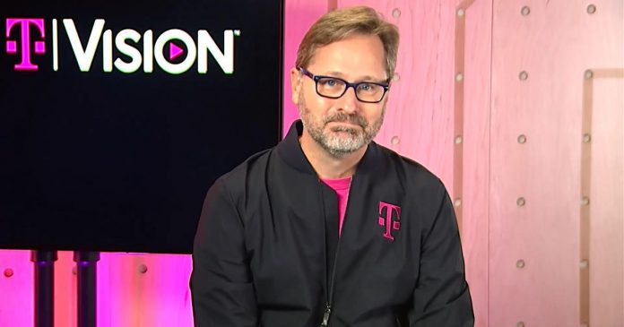 T-Mobile CEO on how it can afford to undercut its rivals with TVision - Video