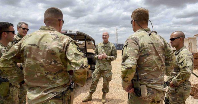 Trump orders most U.S. troops out of Somalia