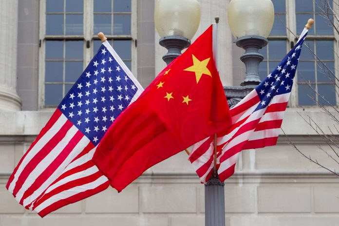 U.S.-China spiral of competition is 'alarming'