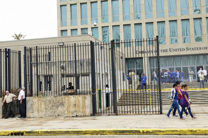 U.S. officials suspect Russia in mystery 'attacks' on diplomats in Cuba, China