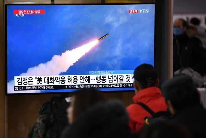 U.S. should freeze North Korea's nuclear program, think tank says