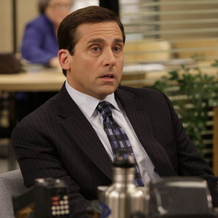 Watch a Never-Before-Scene Clip From The Office - E! Online